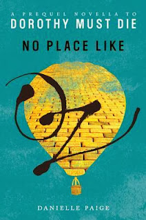 No Place Like Oz by Danielle Paige