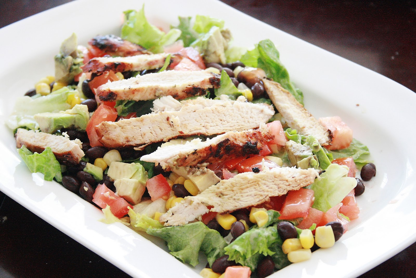 Fabulous Foods!: Southwestern Chicken Salad