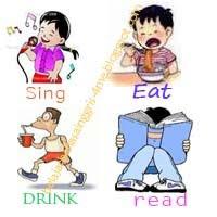 kata kerja, belajar bahasa inggris, grammar bahasa inggris, verb