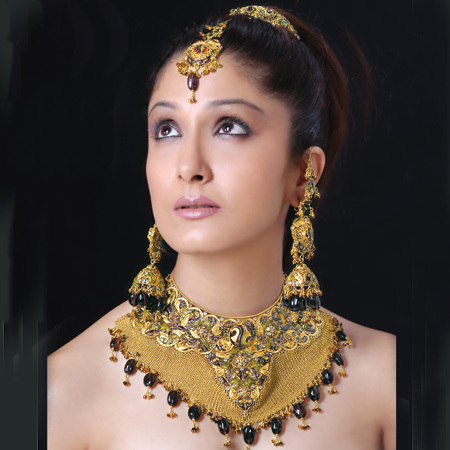 Indian Gold Jewellery Designs
