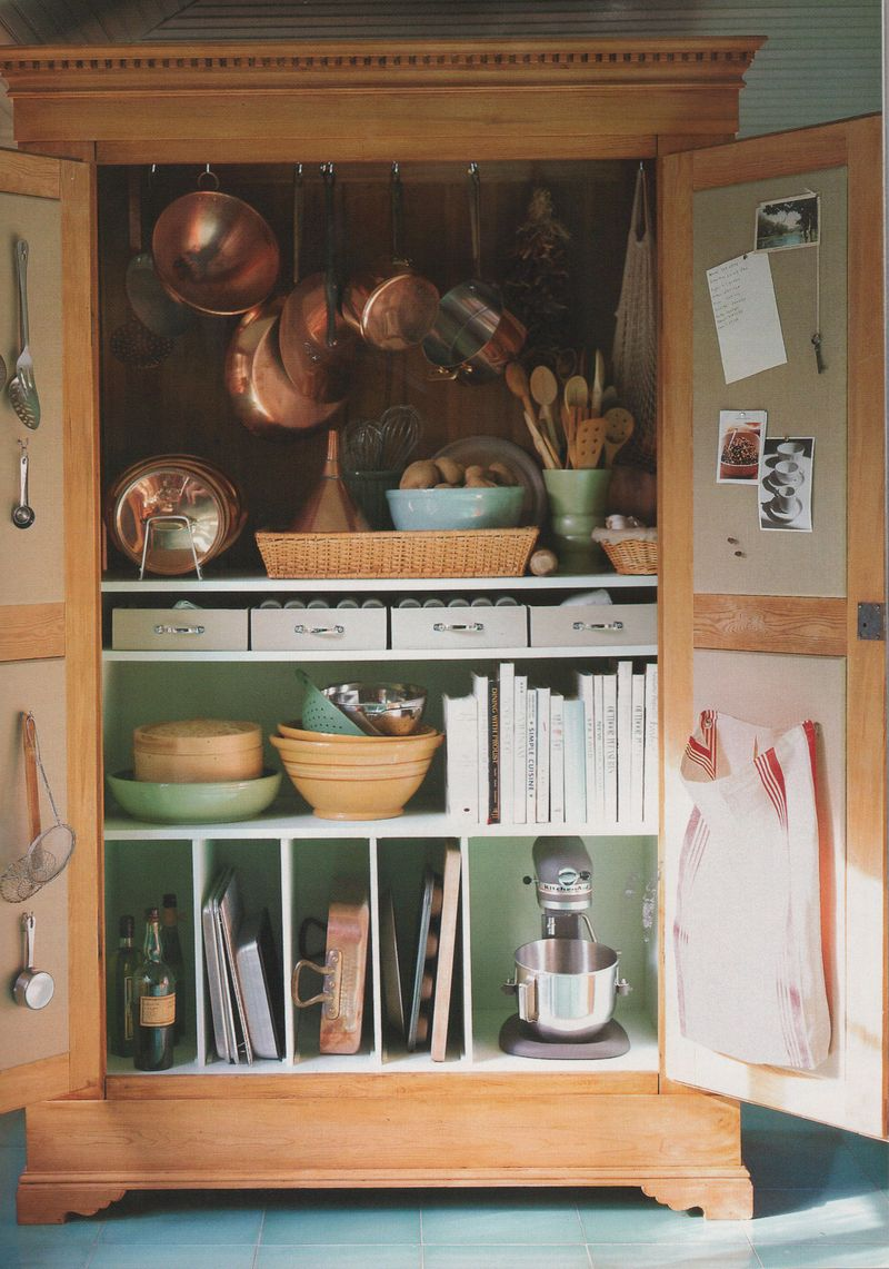 small creative design for and decorating kitchen storage spaces ideas