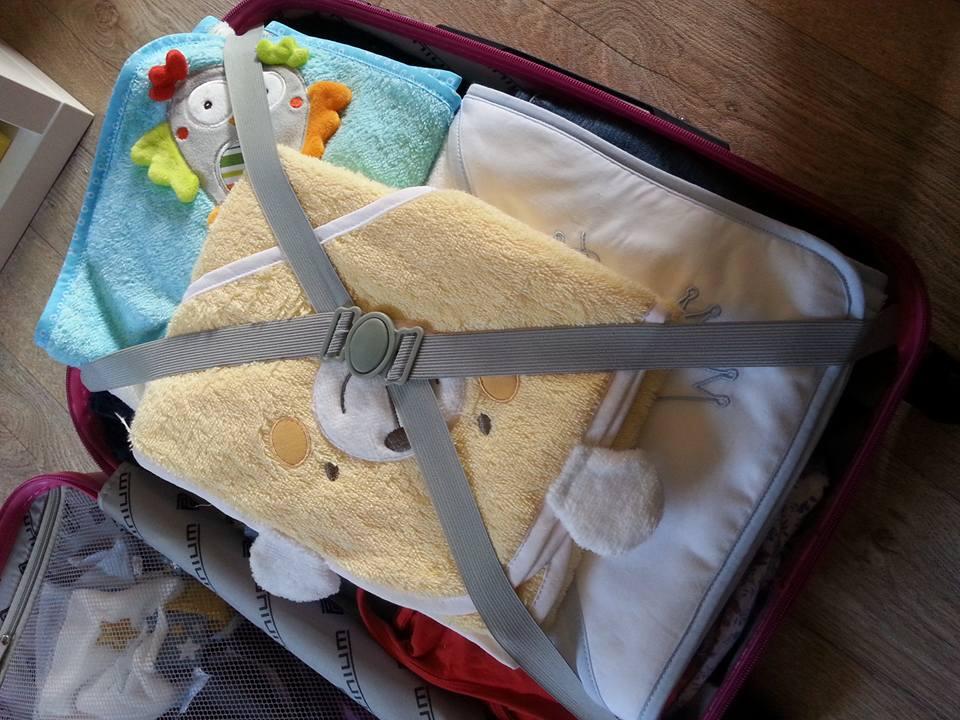 Graine de maman valise pour la maternit - Couche maternite pour maman ...