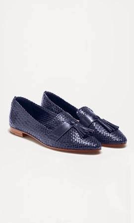 Massimo Dutti mujer primavera verano 2014 zapatos slippers