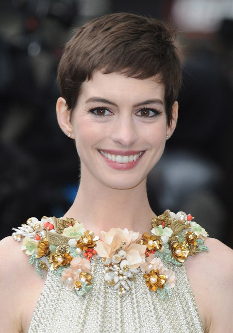 Anne Hathaway Wore Her Catwoman Suit Every Chance She Got! » Gossip | Anne Hathaway