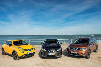 Η Nissan κατακτά την πρώτη θέση των πωλήσεων στην Ευρώπη, ανάμεσα σε όλες τις Ασιατικές μάρκες