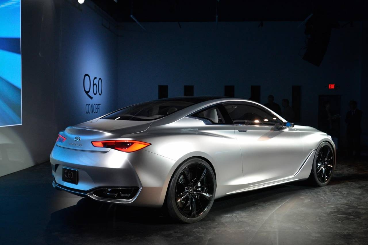 Infiniti Q60 will be One of the Hottest Cars to Arrive in 2016
