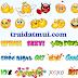 Cài đặt bộ sưu tập biểu tượng vui cho Yahoo Messenger