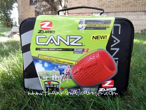 Zume CANZ game