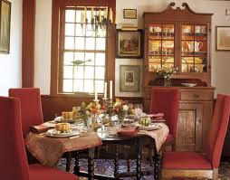 Colonial Dining Room Colors
