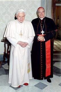 Papa confirma al Cardenal al frente de Arquidióceis de SD