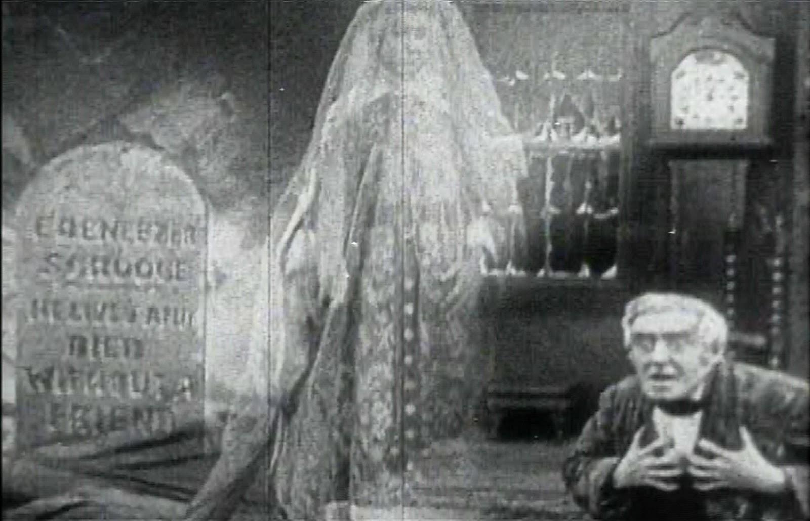 holiday film reviews a christmas carol 1910