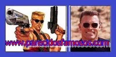 Duke Nukem con Howie Long