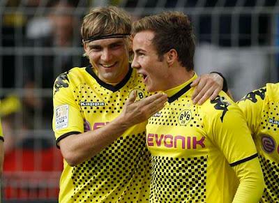 Borussia Dortmund 5 - 1 Wolfsburg (2)