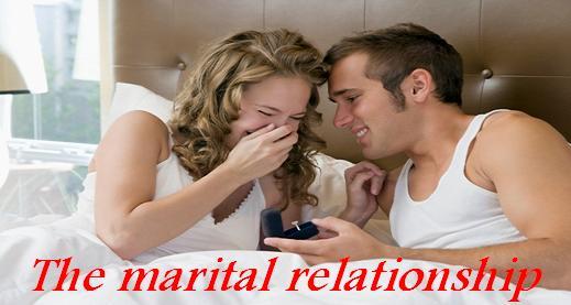 The marital relationship