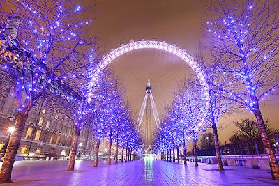 Fotos do Natal em Londres 2013