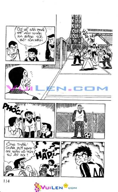 Jindodinho - Đường Dẫn Đến Khung Thành III  Tập 11 page 114 Congtruyen24h