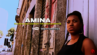Amina - Rainha da Corôa Transporte (Video Oficial)