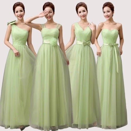 Double duchess mint green lace dress