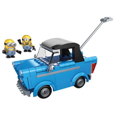 TOYS : JUGUETES - MEGA BLOKS Travesuras sobre ruedas | Motor MischiefDespicable Me - Gru Mi Villano Favorito - Minions Producto Oficial 2016 | Mattel DKT69 | Piezas: 176 | Edad: +5 Comprar en Amazon España & buy Amazon USA
