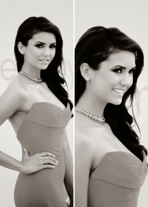Amazing Nina Dobrev - The Vampire Diaries