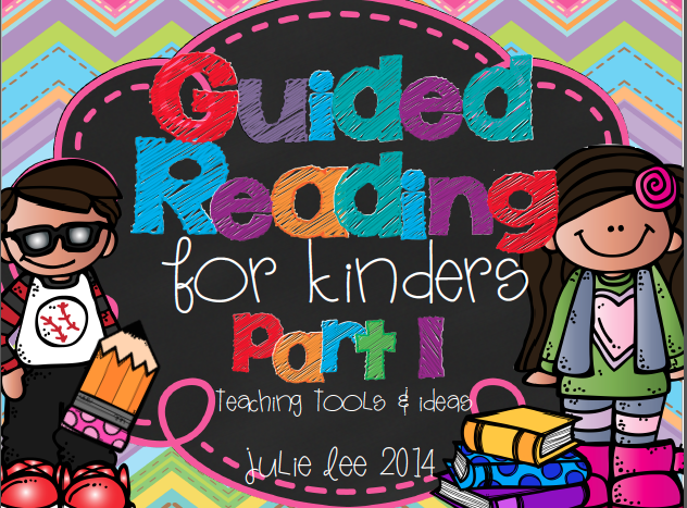 https://www.teacherspayteachers.com/Product/Guided-Reading-for-Kinders-1438618