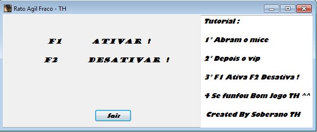Screenshot 12 TransFormice Soberano V1.0 Hile Botu indir