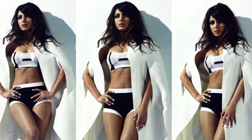 Priyanka Chopra: Vogue India's March Cover Star