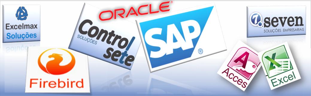 Excel, VBA, Access, Firebird, Oracle, SAP/R3, SAP, R3