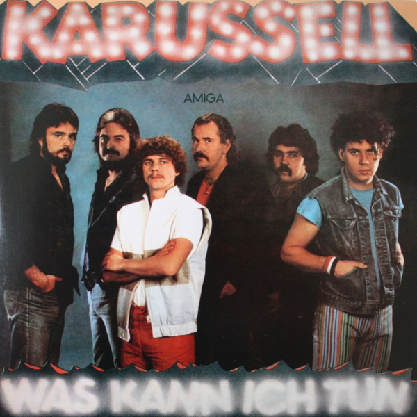 the vinyl frontier karussell was kann ich tun 1984. Black Bedroom Furniture Sets. Home Design Ideas