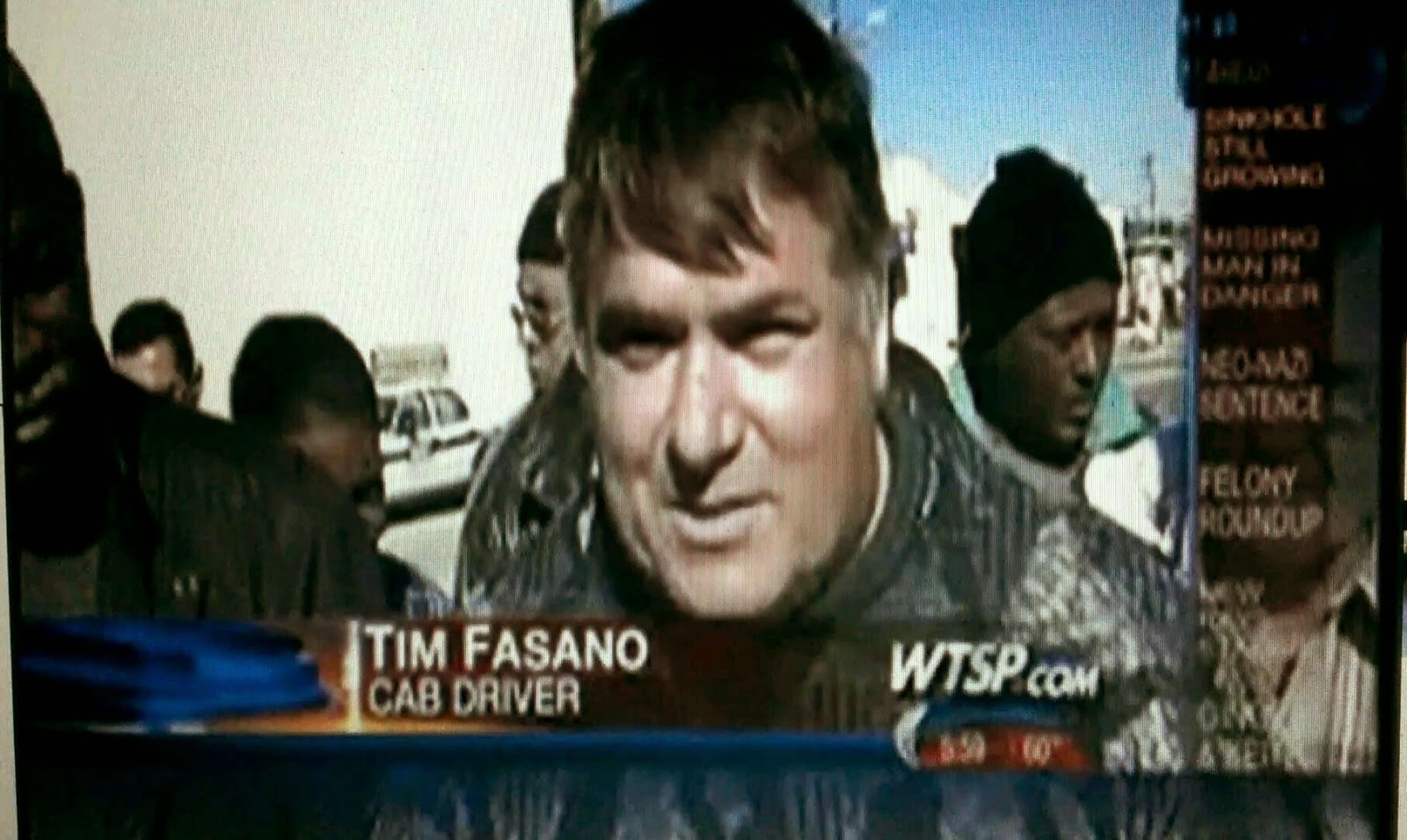 Tim Fasano On The Local News!