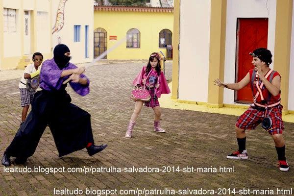 PATRULHA SALVADORA 2014 Dia 19 Julho Episódio 28 Assistir Capítulo Vídeo Ler Resumo Ver SÁBADO sbt