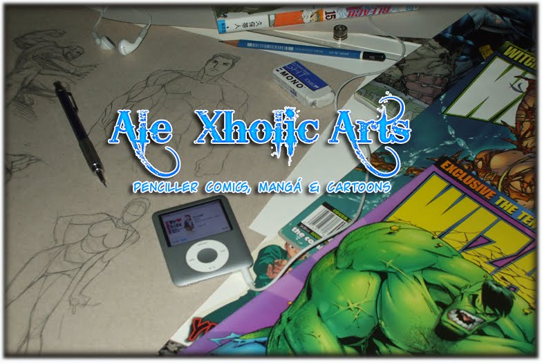 Ale Xholic Arts
