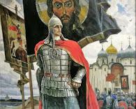 в 2021 году 800 лет со дня рождения  Александра Невского