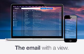 Yahoo!Mail, novi svježiji izgled