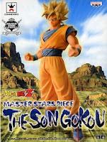 Master Stars Piece SonGoku