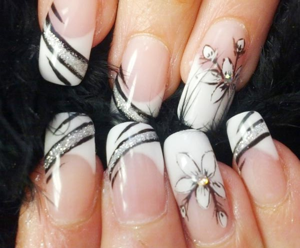 The Captivating Best rhinestone nail designs Pics