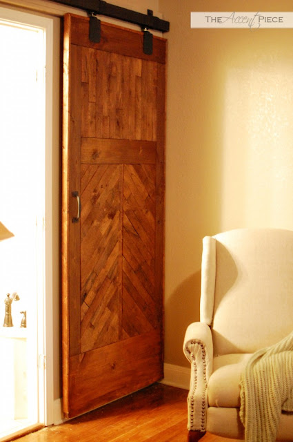 rustic sliding barn door