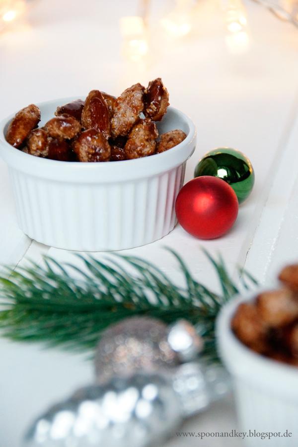 Gebrannte Mandeln selber machen Rezept spoon and key Blog