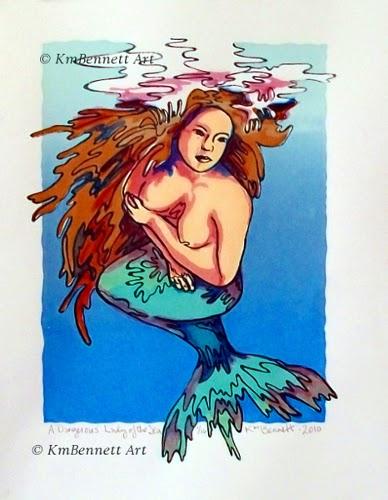D3 - Mermaid