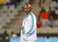 Nigera Super Eagles Coach, Keshi