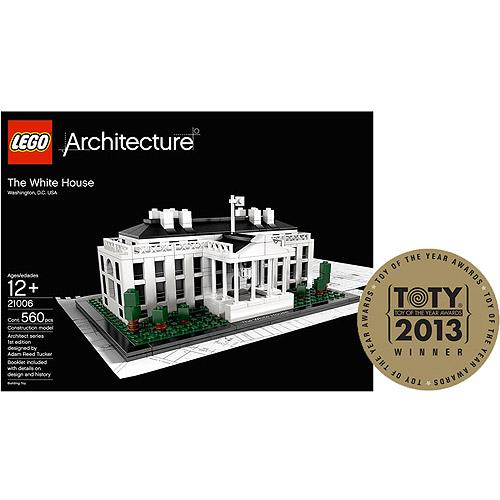 Lego Architecture White House6