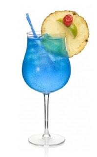 Blue Bear, Recetas de Cocteles para Fiesta
