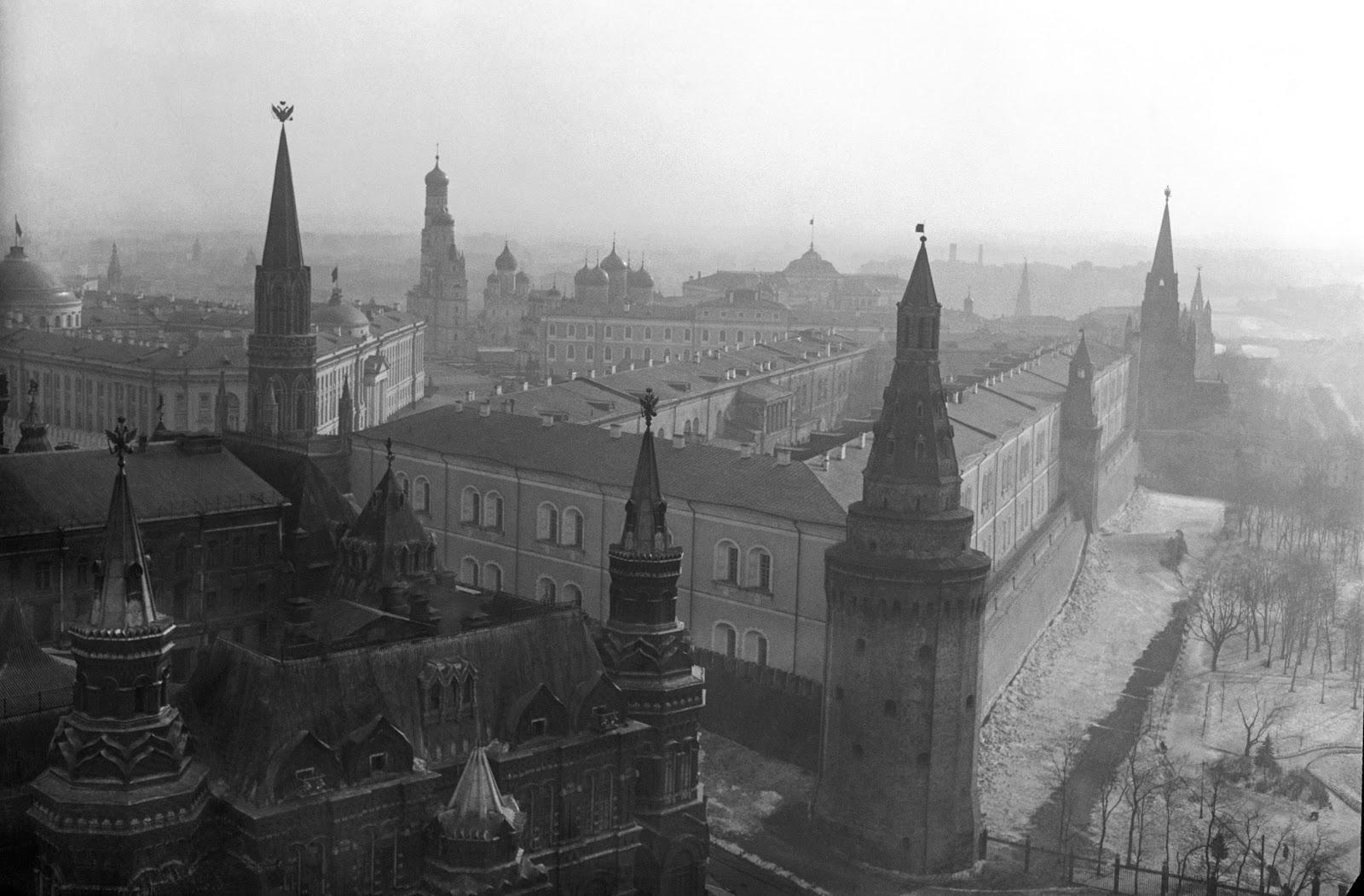 Кремлевские орлы