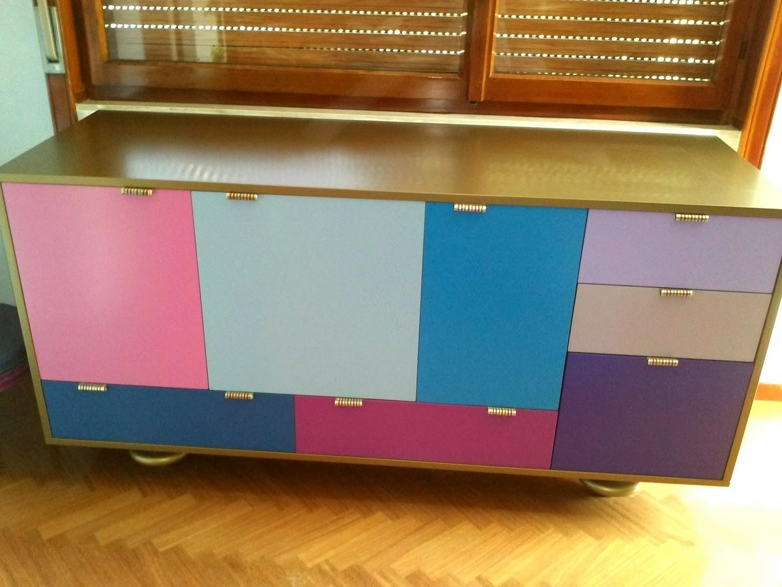 Arte del legno modelli in legno di mobili vari armadio cassettiere vetrine rivestimenti - Cassettiere per cabine armadio ...