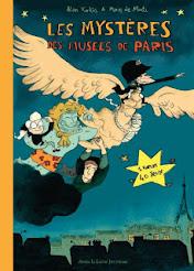 """Alain KORKOS et Marie DE MONTI """"Les mystères des musées de Paris"""""""