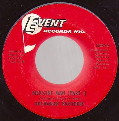 Buchanan Brothers - Medicine Man (Part I & Part II)