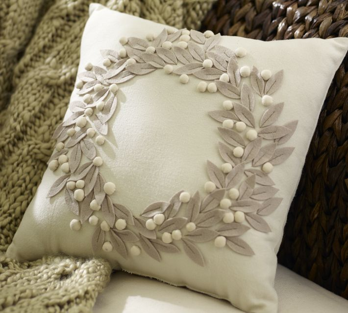 homey home design pottery barn knock off pillow for the