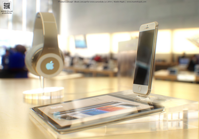 Apple will possibly ask a higher price for iPhone 6 models with sapphire glass. 2 models 4.7-inch and 5.5-inch iPhone 6