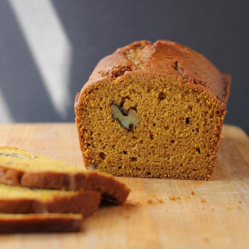 Cookistry: Pumpkin Quick Bread