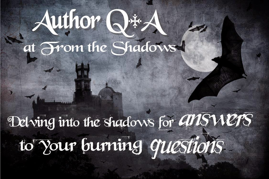 Q+A with Lori Sjoberg author of Grave Vengeance paranormal romance